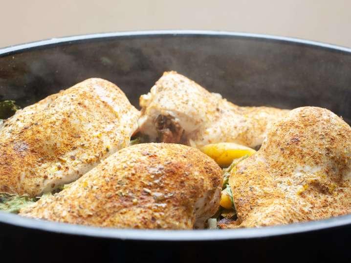 cooking chicken breast in spices and yogurt   Classpop