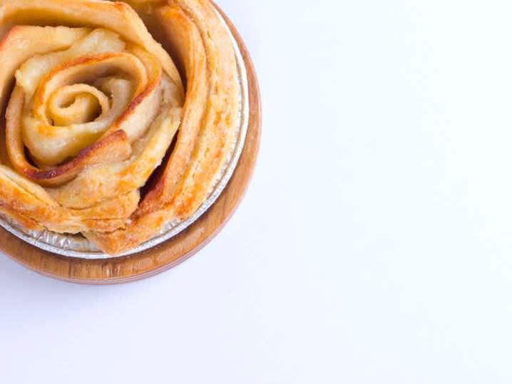 mini caramel apple pie | Classpop