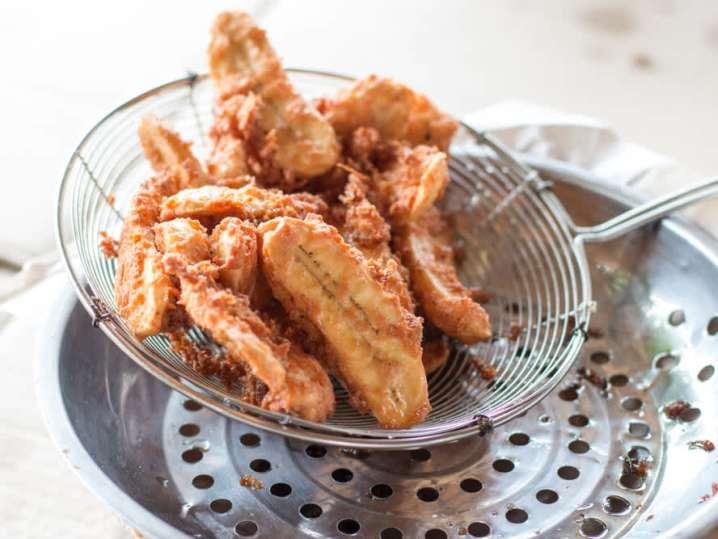 sweet fried plantains | Classpop