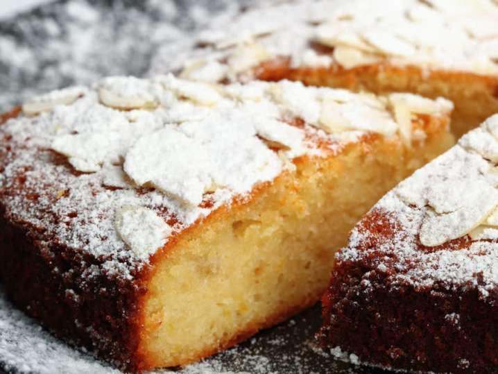 kombucha almond cake   Classpop
