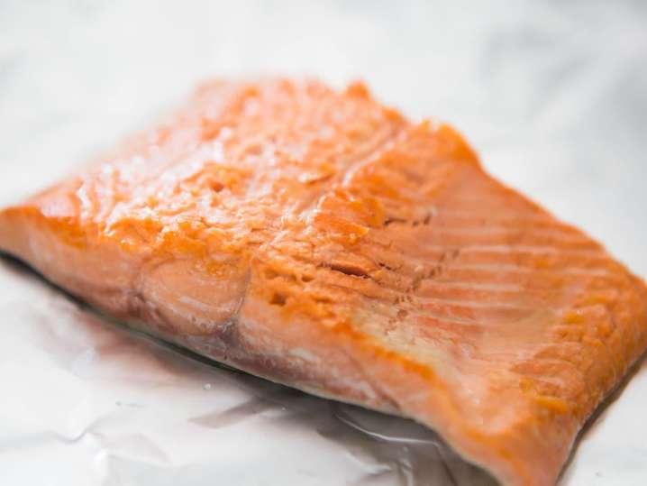 roasted salmon | Classpop