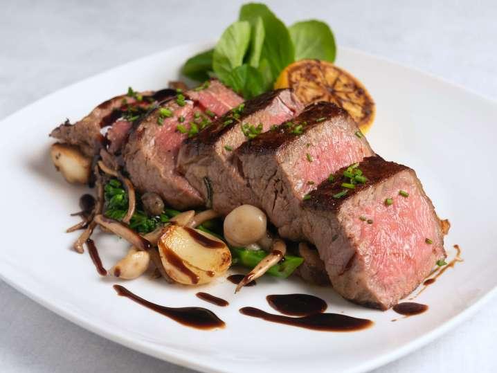 beef filet with balsamic | Classpop