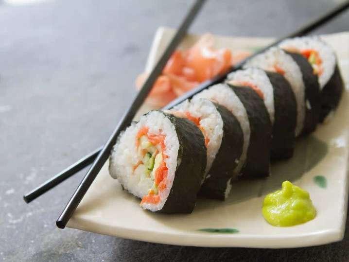 Sushi Roll Basics