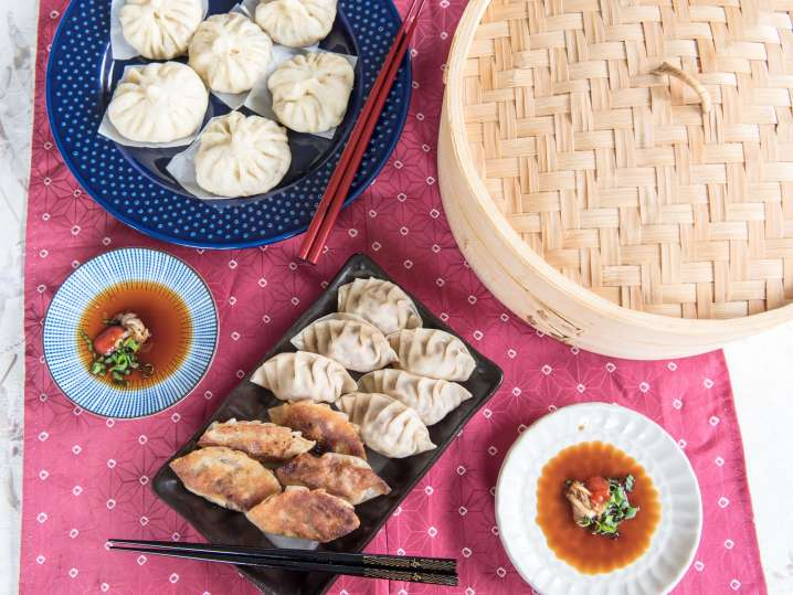 Pot Stickers for Beginners