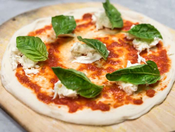 margherita pizza | Classpop
