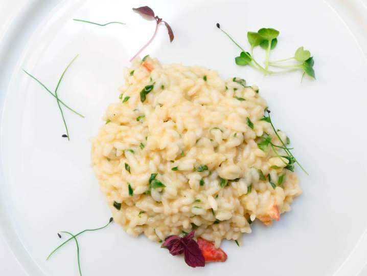 lobster risotto | Classpop