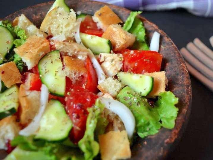 Panzanella salad   Classpop