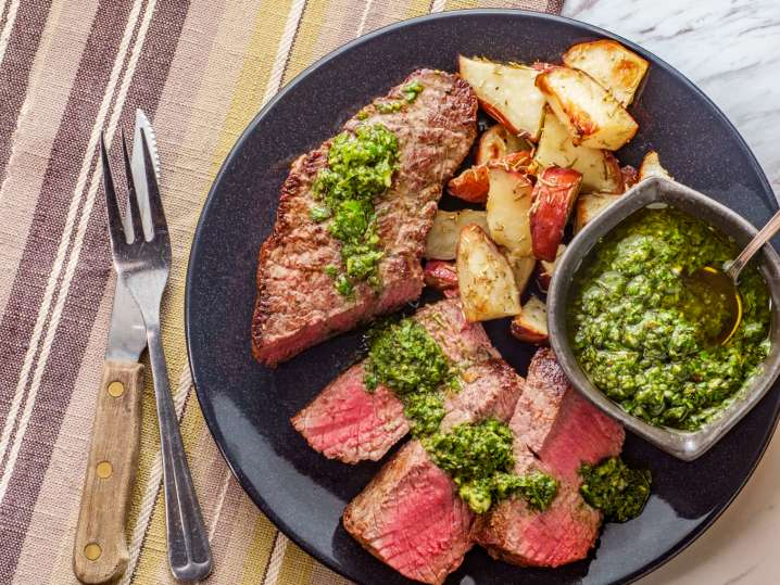 Steakhouse Favorites With Argentinean Flair