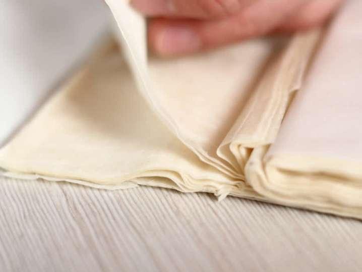 phyllo dough | Classpop