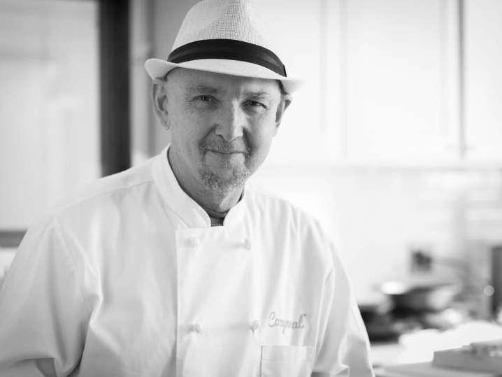 Porttrait of Chef Daniel   Classpop