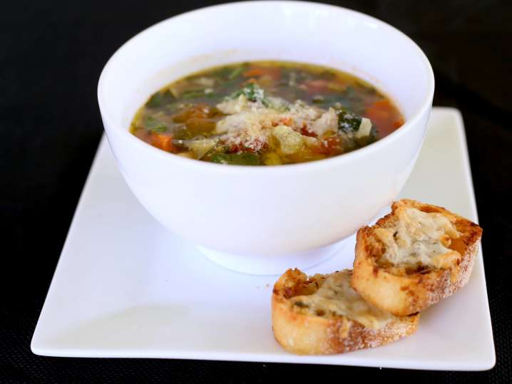 Soup au Pistou   Classpop