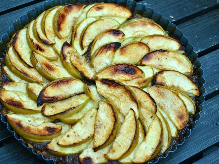 apple tart | Classpop