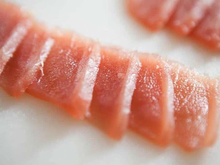 sliced tuna   Classpop