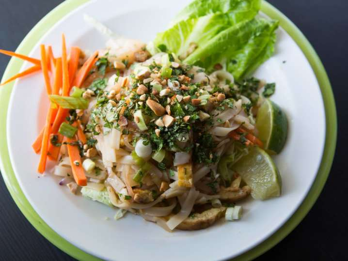 Colorful and Authentic Thai Cuisine
