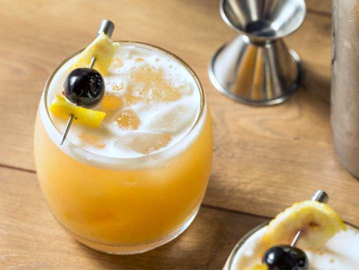 gingersnap cocktail   Classpop