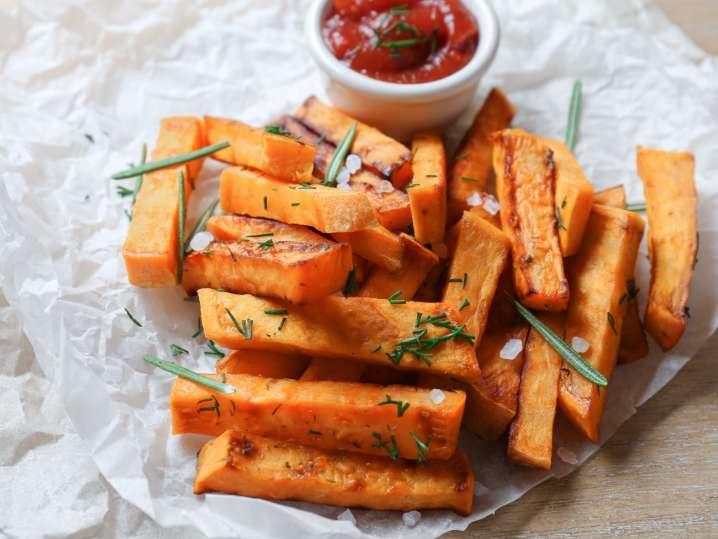 sweet potato fries | Classpop