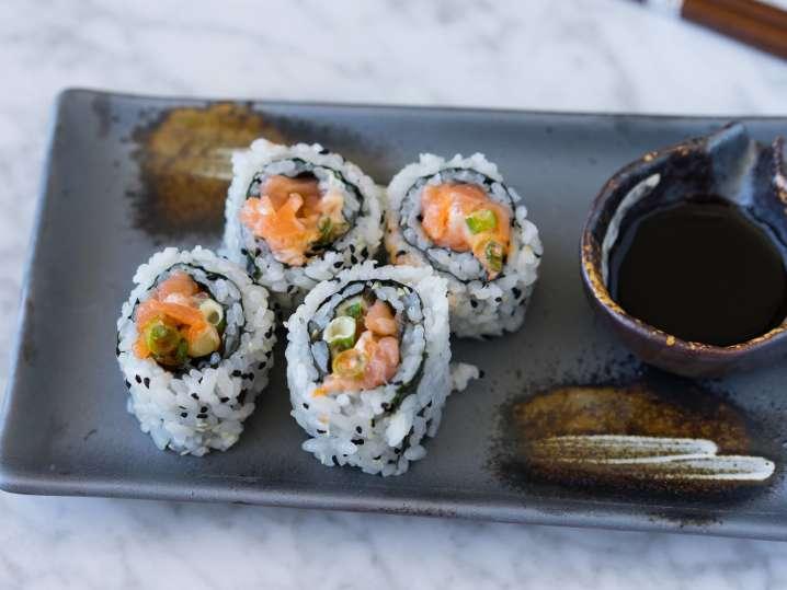 Sushi Rolling Fundamentals