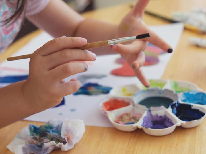 Introduction to Art for Kids