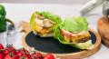 Lettuce Wrap Burger