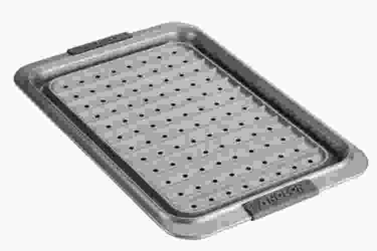 Anolon Advanced Bakeware 10x 15 2-Piece Crisper Pan Set