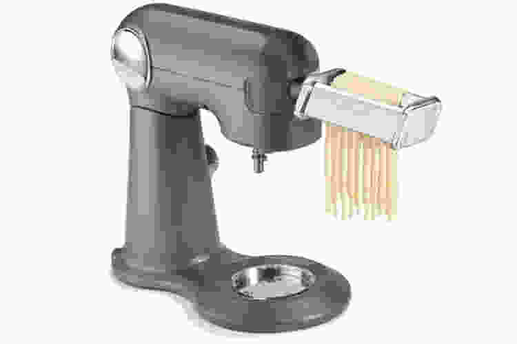 the Cuisinart Pasta Roller & Cutter Attachment is one of the best pasta making tools