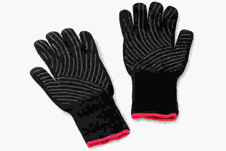 the Weber Premium BBQ Gloves are great grilling gifts