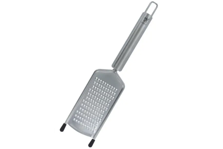 the henckels cheese grater is one of the best pizza making tools