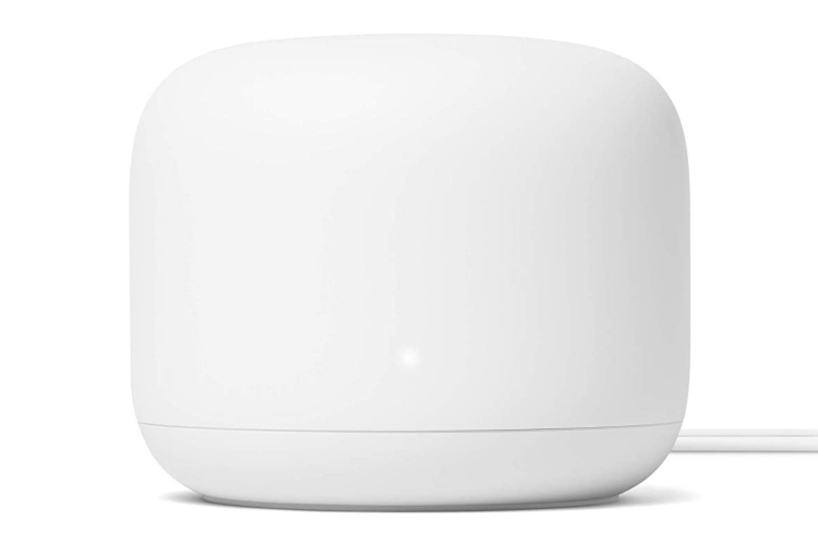 the google nest wifi router is a handy work from home gift