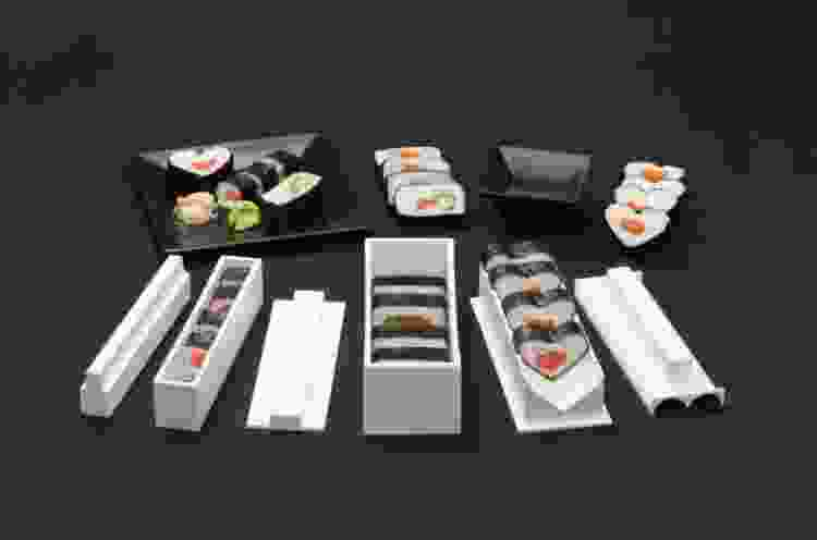 the Helen's Asian Kitchen Sushi Making Kit is one of the best kitchen gifts