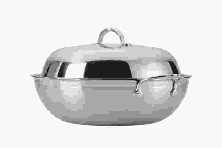 Hestan ProBond Stainless Steel 14 Inch Wok