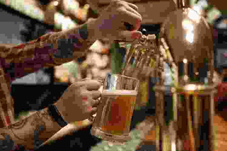 a brewery tour is a fun date idea in denver