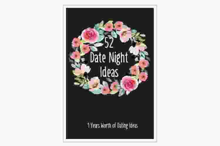 front cover of 52 date night ideas book