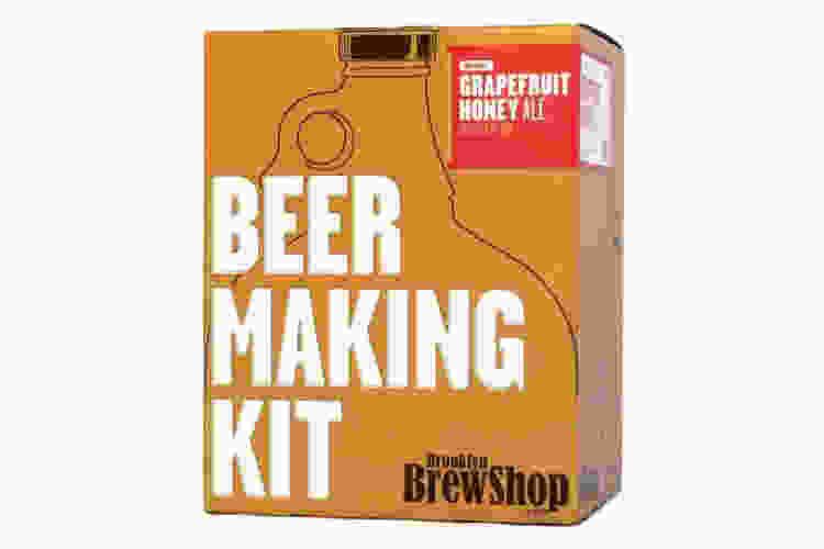 Brooklyn Brew Shop Grapefruit Honey Ale Beer Making Kit