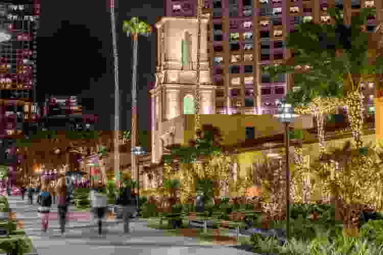 stop by the embarcadero for a a fun team building activity in san diego