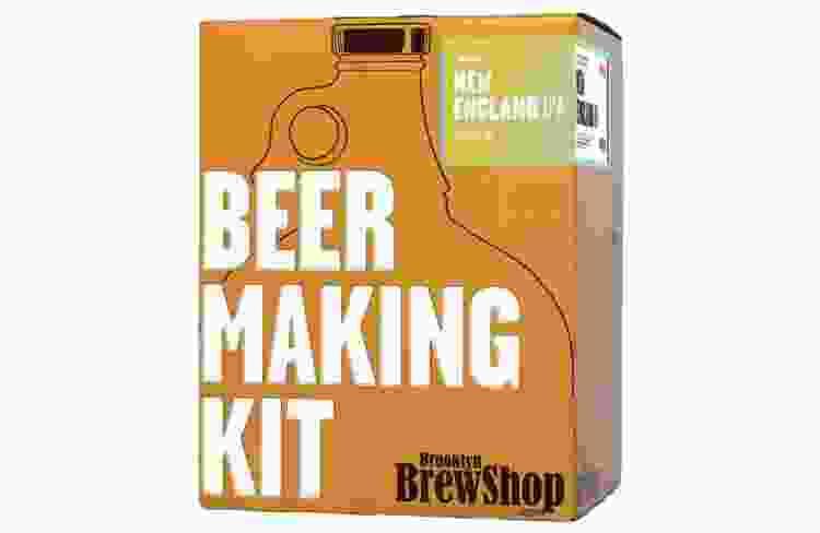 brooklyn brewshop new england ipa making kit