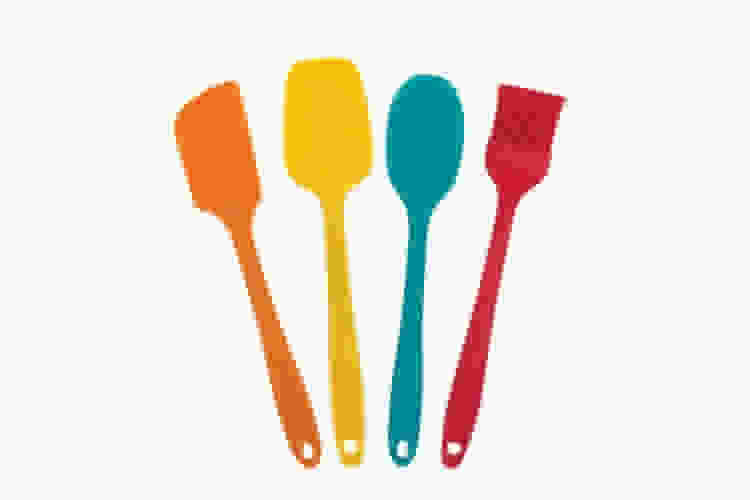 Mrs. Anderson Silicone Mini-Tool Set of 4