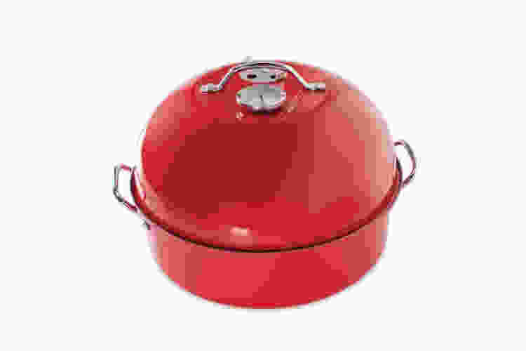 the Nordic Ware Kettle Smoker is one of the best grilling gifts