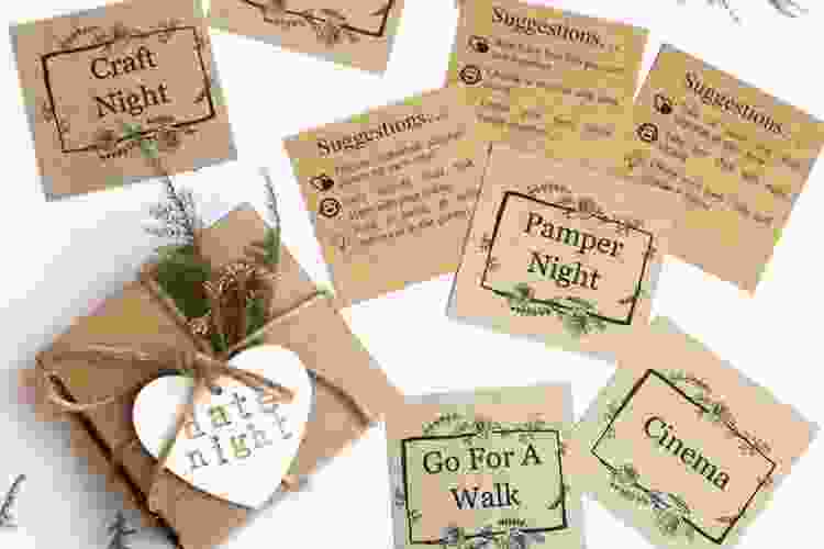 date night suggestion cards