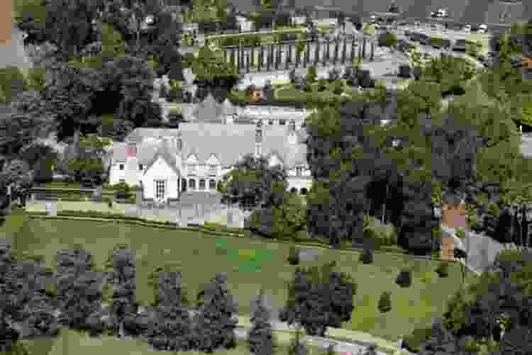 visit the greystone mansion