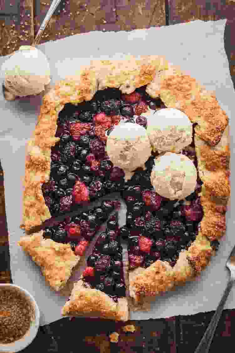 This stunning Brienne of Tart is the perfect dessert for your Game of Thrones menu
