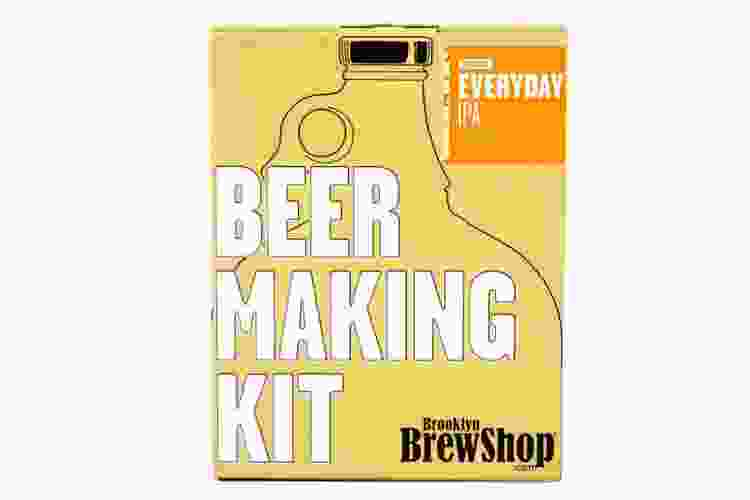 the Brooklyn BrewShop Everyday IPA Beer Making Kit is a great gift for bosses