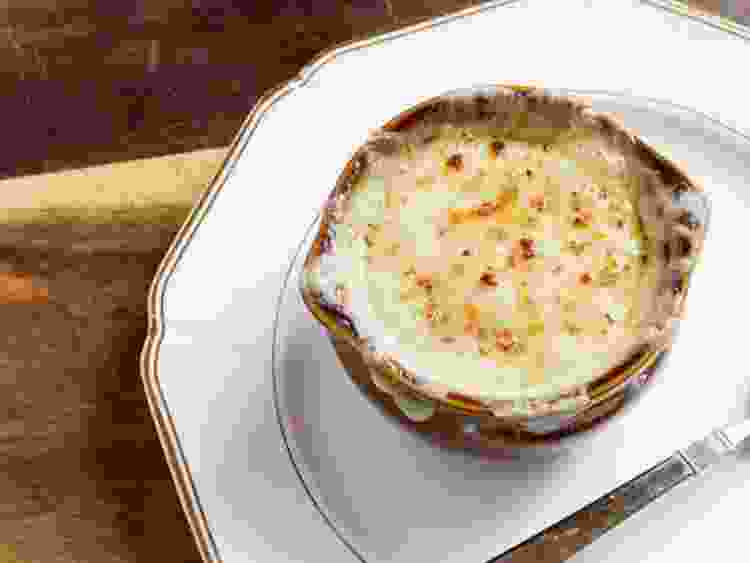 French Onion Soup Zoom cooking class