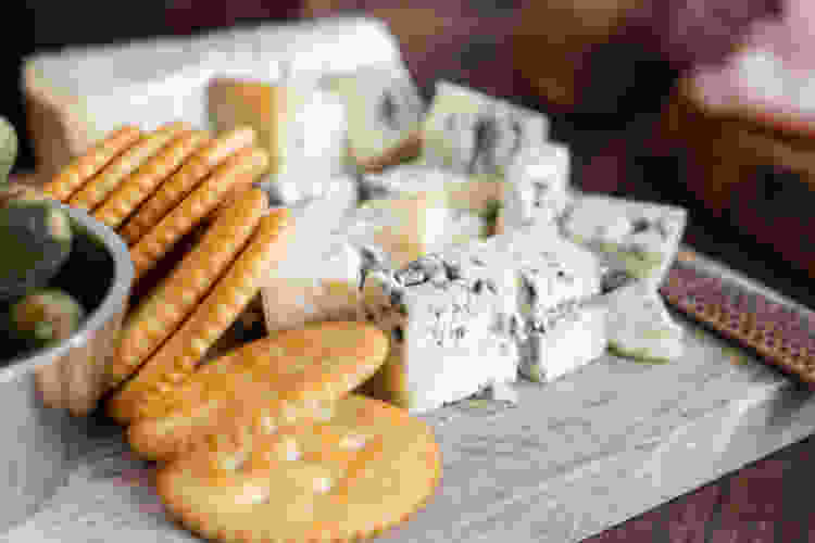 cheese of the month clubs are tasty gifts for newlyweds who love food