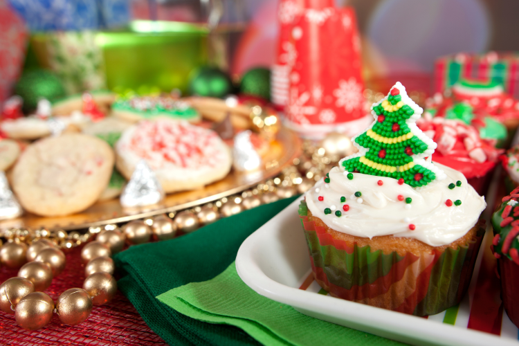 cookie swaps are fun holiday work party ideas
