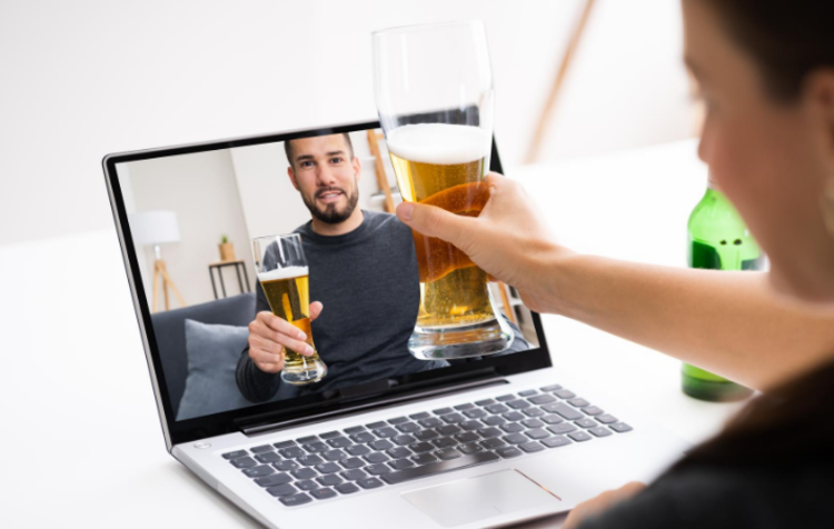 a great virtual social event takes just a little bit of planning