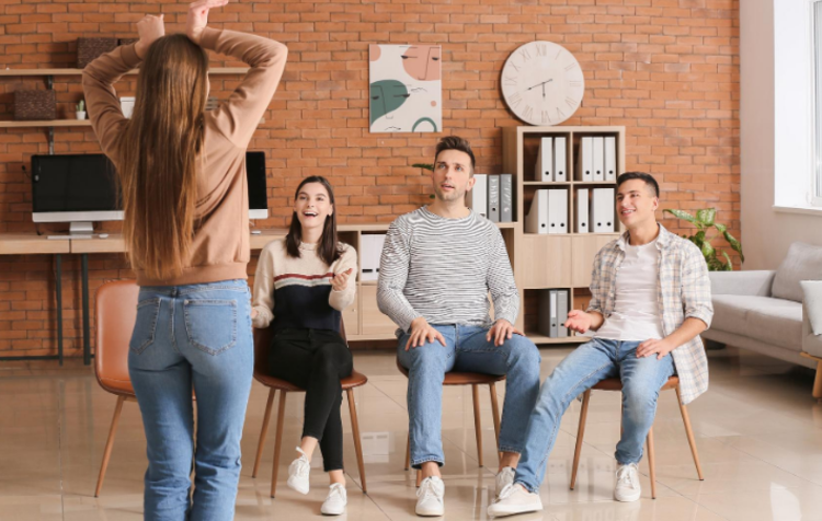 build office morale with engaging activities and fun games