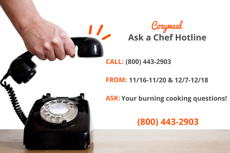 ask a chef online for free