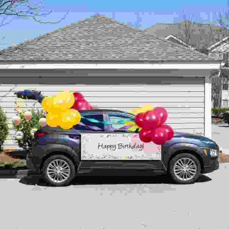 get a birthday car parade decoration kit online