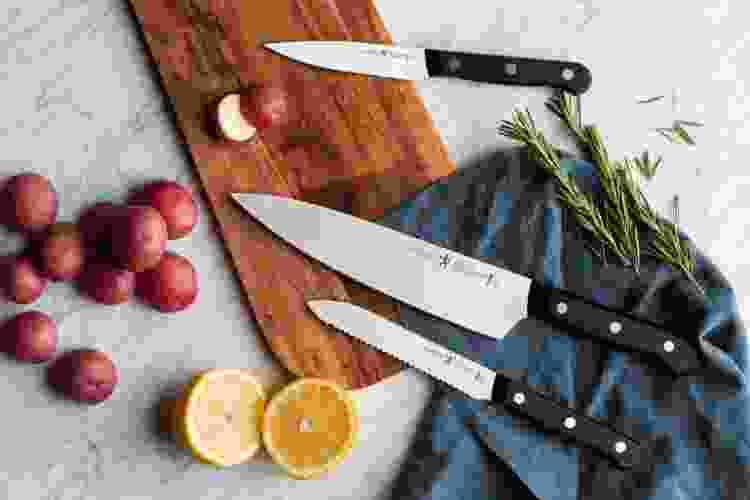 Henckels Solution 3-Pc Knife Set