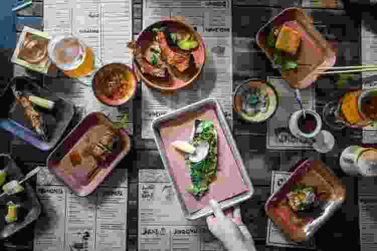 go to Kemuri Tatsu-ya for some of the best BBQ in Austin